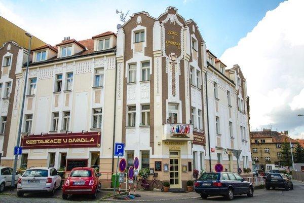 Hotel U Divadla - фото 21
