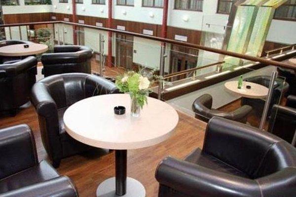 Hotel Baltaci Atrium - фото 20