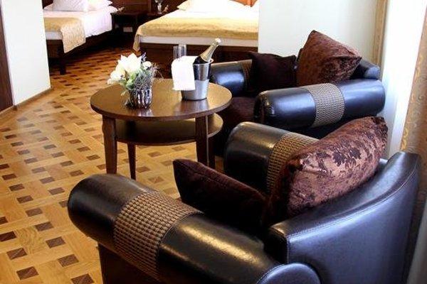 Hotel Baltaci Atrium - фото 7