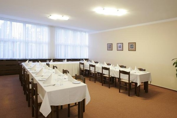 Hotel Garni Zlin - фото 10