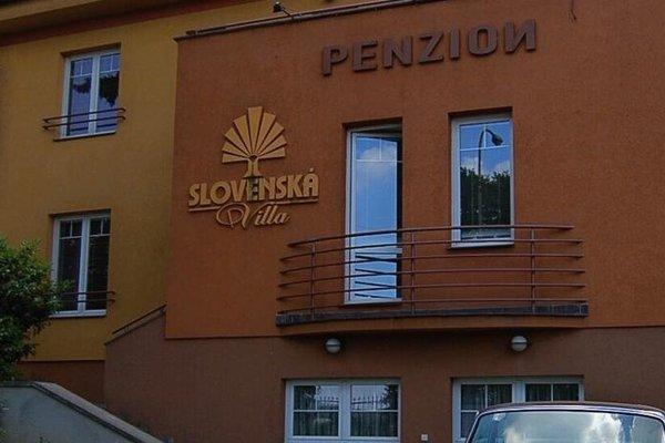 Penzion Villa Slovenska - фото 17