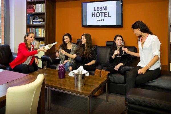 Lesni Hotel - фото 7