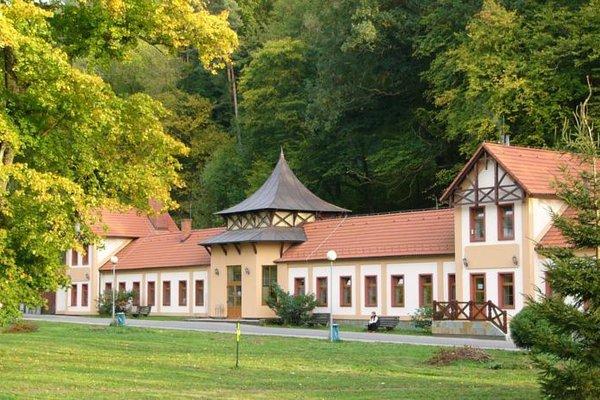 Hotel Lazne Kostelec - фото 12