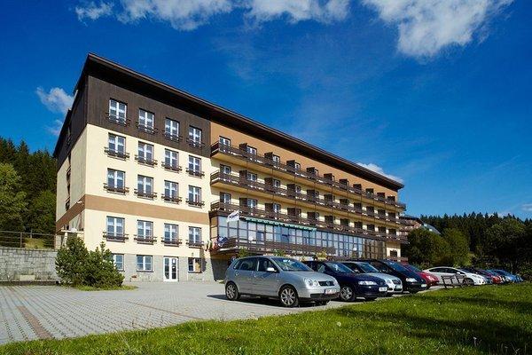 Orea Hotel Spicak - фото 19