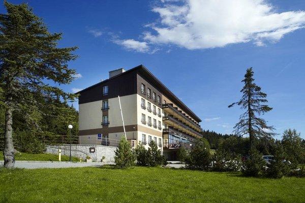 Orea Hotel Spicak - фото 21