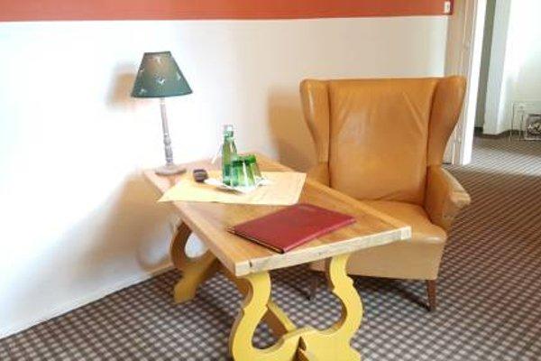 Landhotel Jagdhof - фото 7