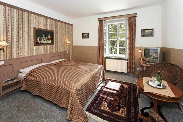 Schlosshotel Zamek Zdikov - фото 50