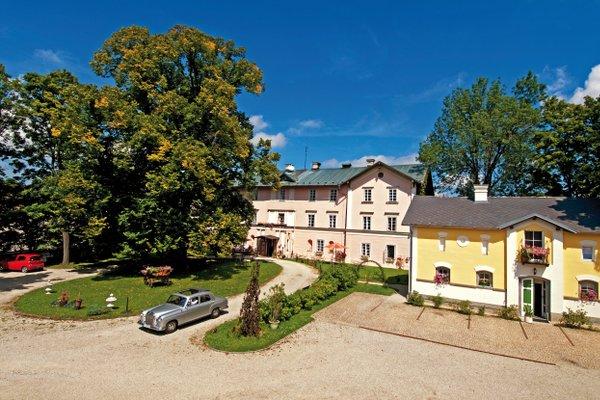 Schlosshotel Zamek Zdikov - фото 22