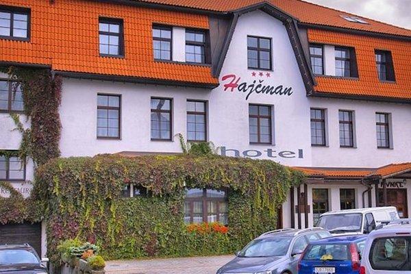 Hotel Hajcman - фото 21