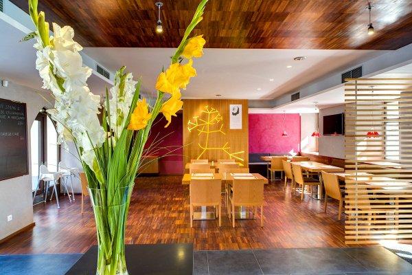Hotel Restaurant Darwin - фото 5
