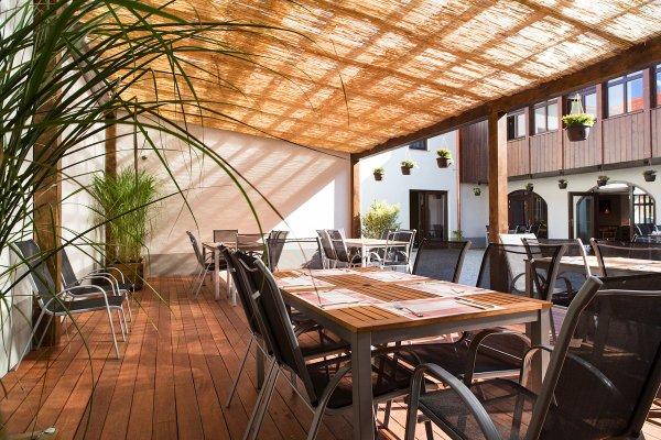 Hotel Restaurant Darwin - фото 9
