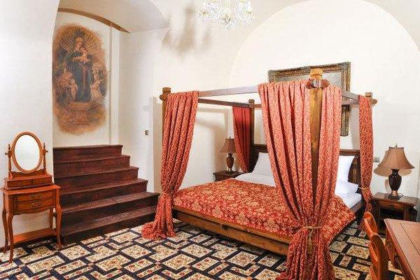 Отель Chateau Zbiroh - фото 50