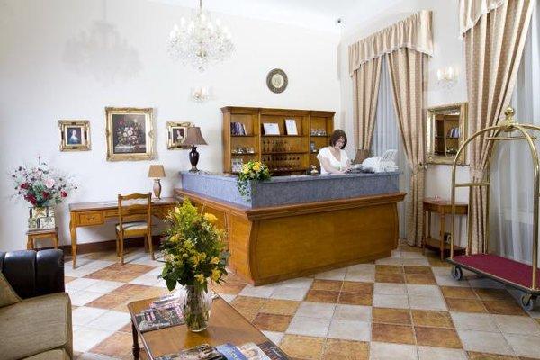 Отель Chateau Zbiroh - фото 11