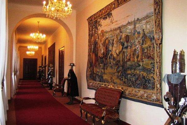Отель Chateau Zbiroh - фото 16