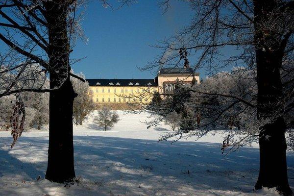 Отель Chateau Zbiroh - фото 19