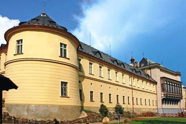 Отель Chateau Zbiroh - фото 22