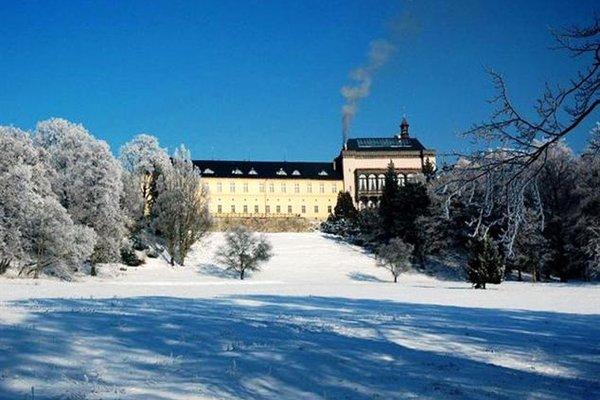 Отель Chateau Zbiroh - фото 23