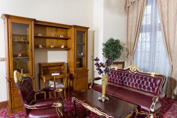 Отель Chateau Zbiroh - фото 3