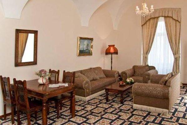 Отель Chateau Zbiroh - фото 4