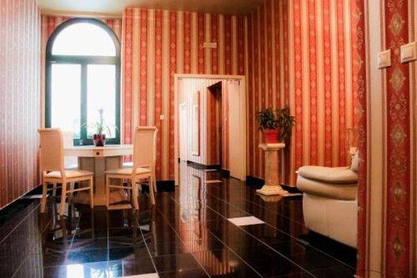 Hotel Zlaty Lev Zatec - фото 11