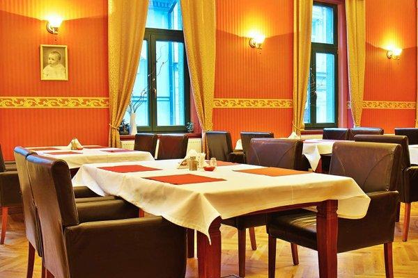 Hotel Zlaty Lev Zatec - фото 12