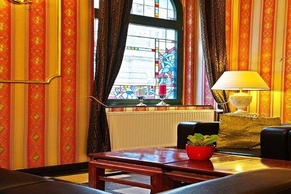 Hotel Zlaty Lev Zatec - фото 13