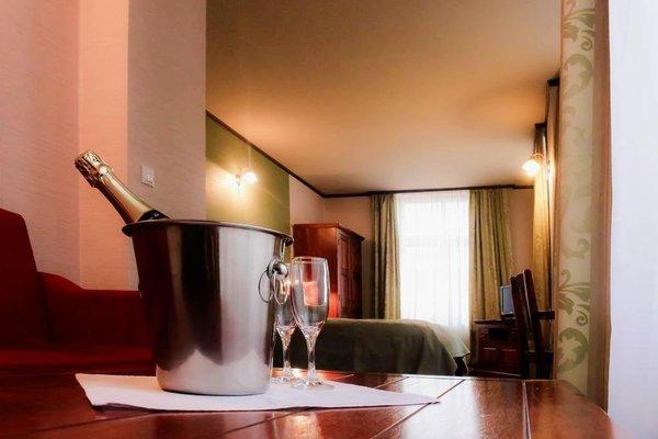 Hotel Zlaty Lev Zatec - фото 15