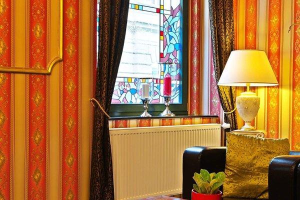 Hotel Zlaty Lev Zatec - фото 16