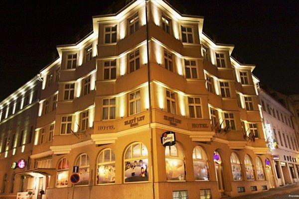 Hotel Zlaty Lev Zatec - фото 23