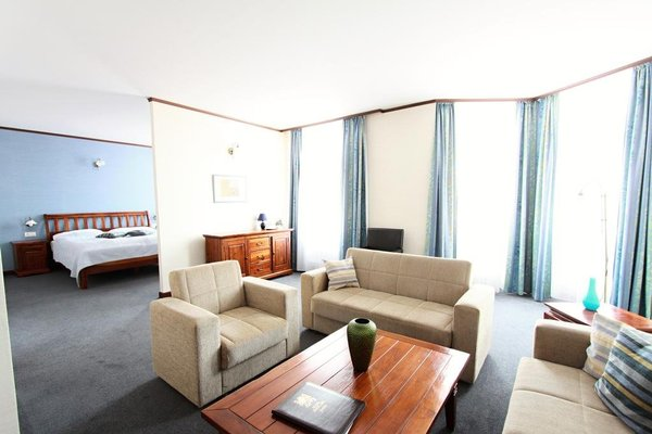 Hotel Zlaty Lev Zatec - фото 5