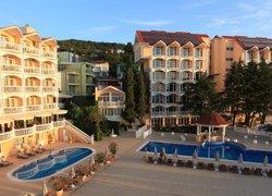 Фото 1 отеля IvaMariya Hotel - Алушта, Крым