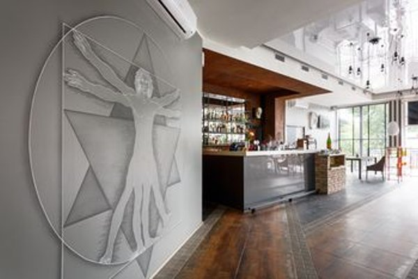 Бутик-отель «Парадокс» - фото 56