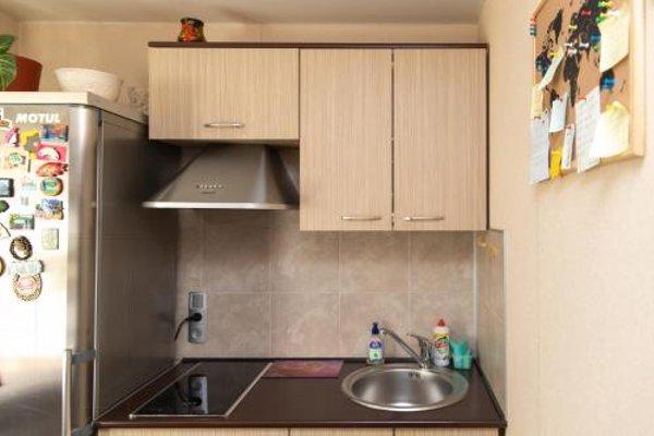 Apartment on Kim Yu Chena 63 - фото 13