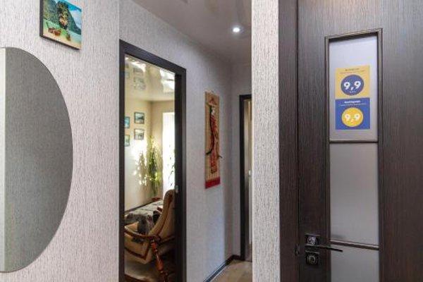 Apartment on Kim Yu Chena 63 - фото 15