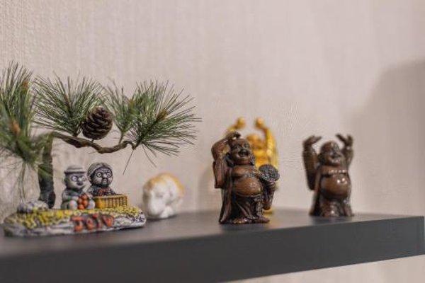 Apartment on Kim Yu Chena 63 - фото 21