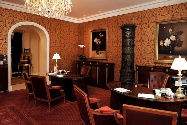 Grand Palace Hotel - фото 9