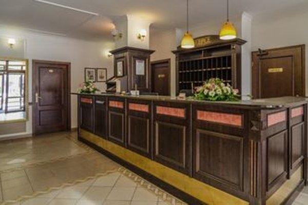 Hotel Gendorf - 12
