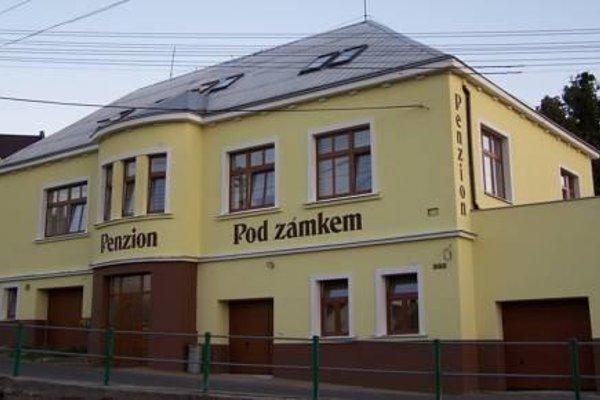 Penzion Pod Zamkem - фото 19