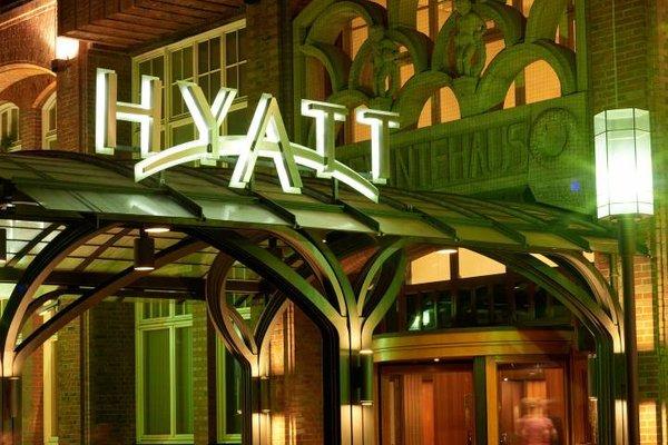 Park Hyatt Hamburg - фото 23