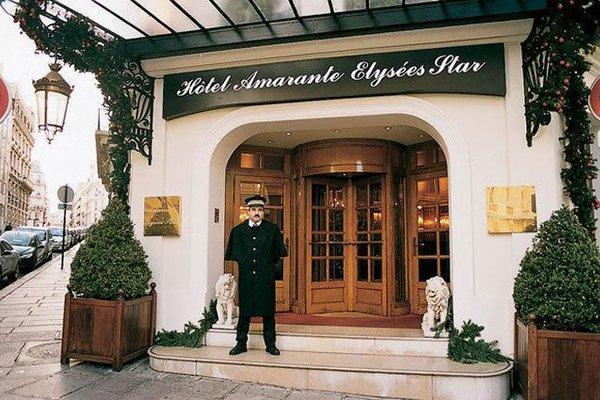 Amarante Champs-Elysees - 19