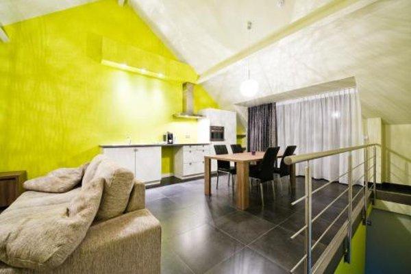 Дизайнерский отель типа «постель и завтрак» - фото 6