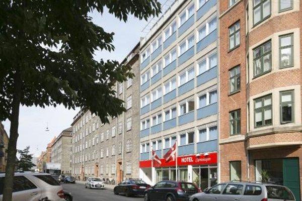 Hotel Copenhagen Apartments - фото 23