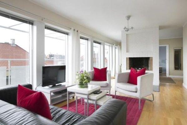 Hotel Copenhagen Apartments - фото 19