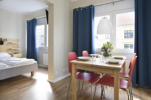 Hotel Copenhagen Apartments - фото 4