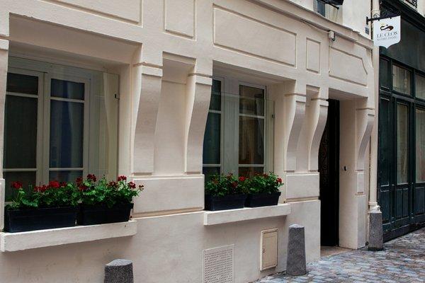 Hôtel le Clos de Notre Dame - 22