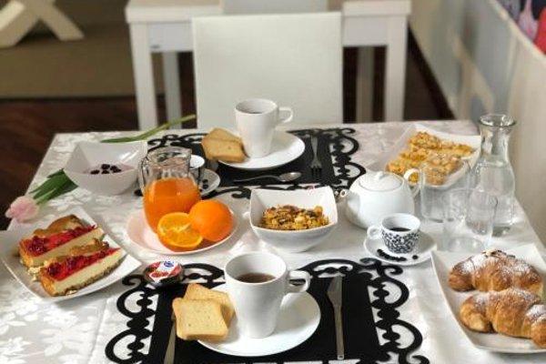 Отель Il Fuso типа «постель и завтрак» - фото 19