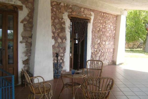 Villa Sospisches Oliena - фото 11