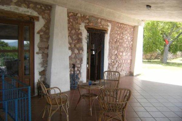 Villa Sospisches Oliena - фото 12
