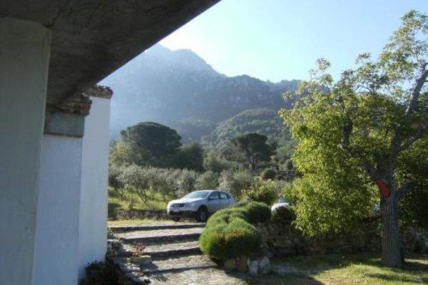 Villa Sospisches Oliena - фото 20