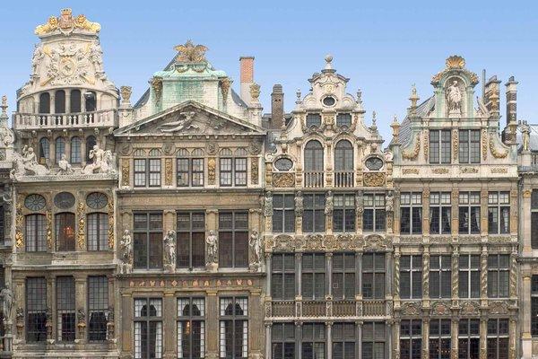 Hotel Pullman Brussels Centre Midi - фото 50